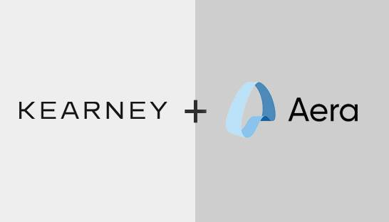 Kearney teams with Aera Technology on supply chain