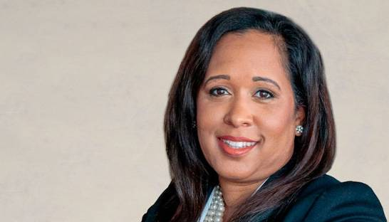 Maisha Glover joins Booz Allen as senior vice president