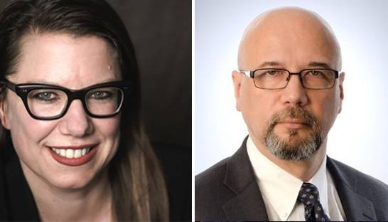 Kristie Deiuliis and Ralph Zarumba join Black & Veatch