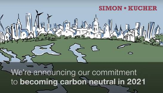 Simon-Kucher & Partners to go carbon neutral in 2021