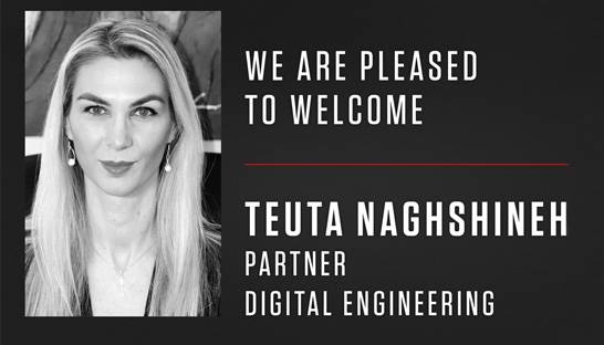 Teuta Naghshineh joins Capco as partner in Los Angeles