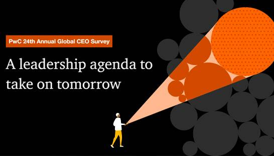 Three quarters of CEOs expect growth in 2021, finds PwC survey
