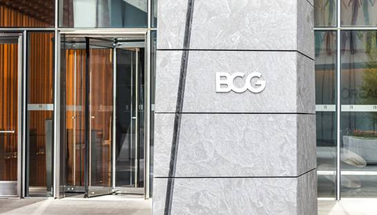 Boston Consulting Group records $8.6 billion in revenue