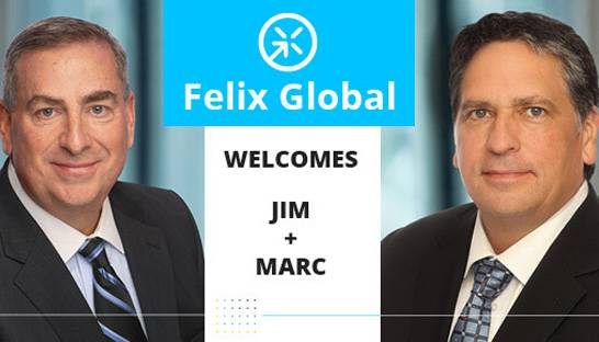 Felix Global adds J. James O'Malley and Marc Detampel to lead executive search