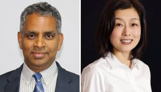 Korn Ferry Digital welcomes Vijay Konda and Tammy Wang