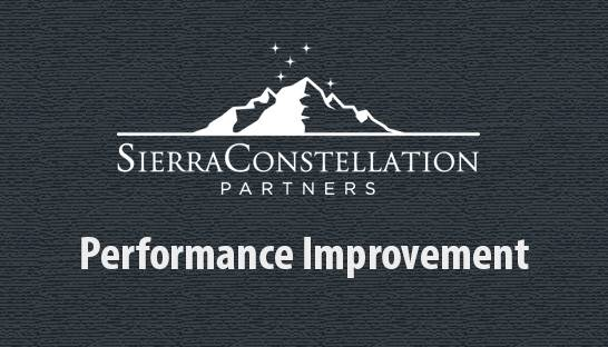 SierraConstellation Partners launches performance improvement unit