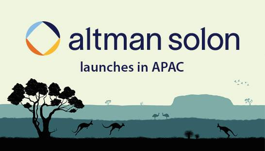 Altman Solon enters Asia-Pacific with Singapore and Australia hubs